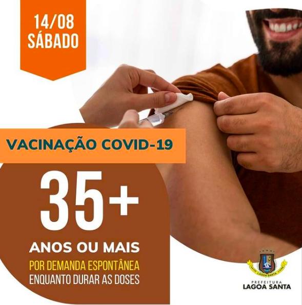 Vacinação em Lagoa Santa