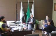 Prefeitura de Santa Luzia avança em acordo com a FAOP
