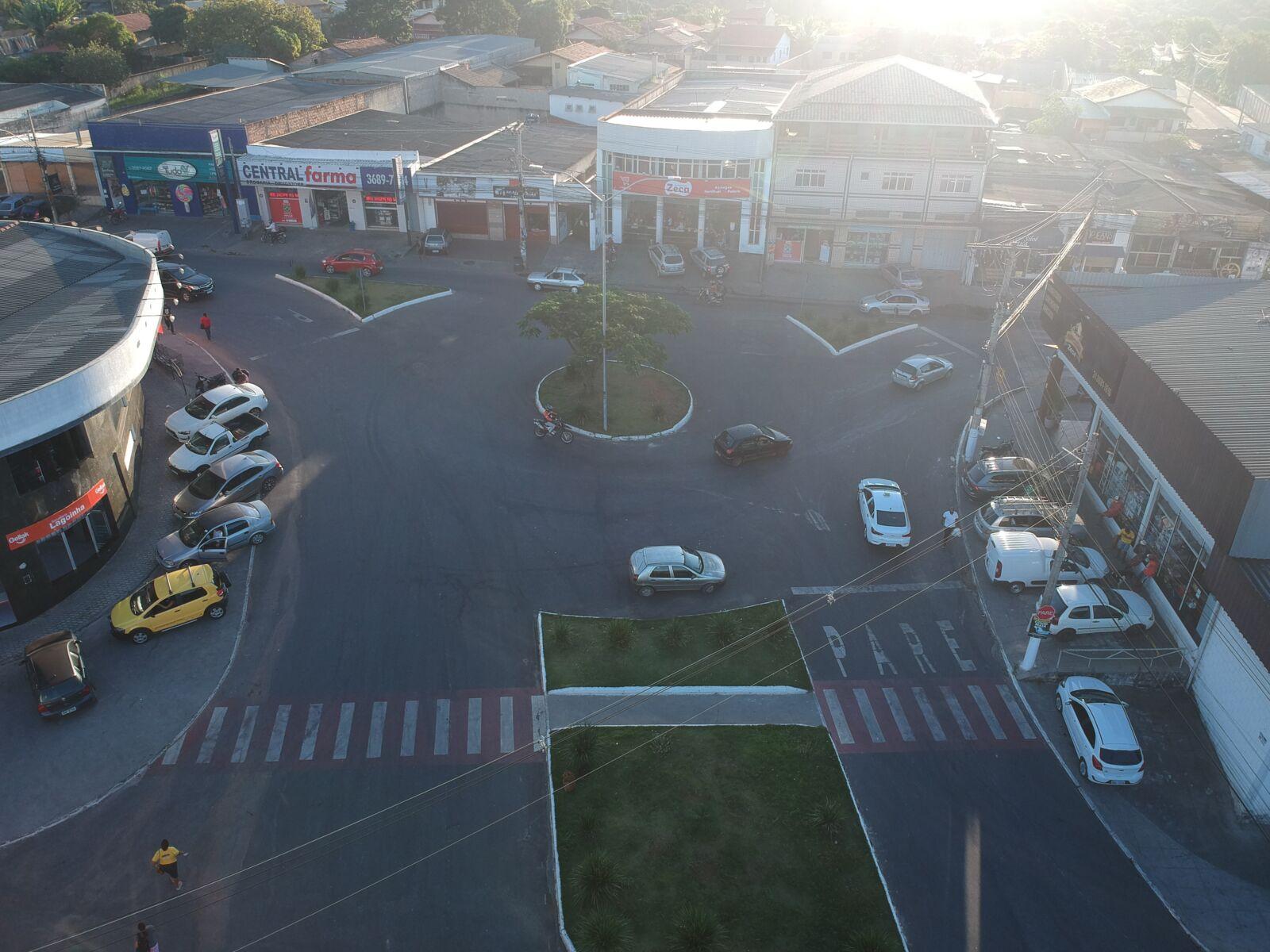 Desenvolvimento e Trânsito Pesado na região da Vila Maria
