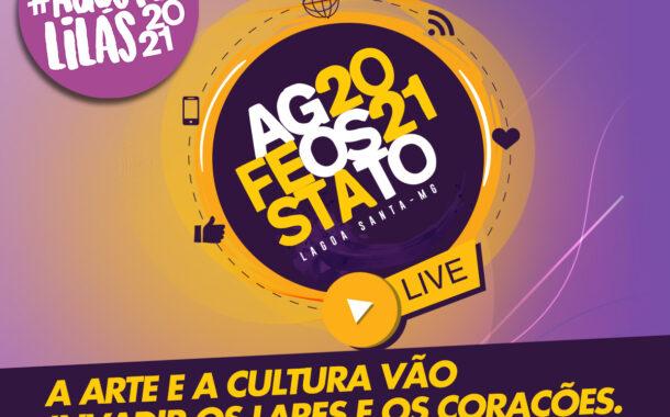 Tradicional Festa de Agosto  vai se realizar em formato online