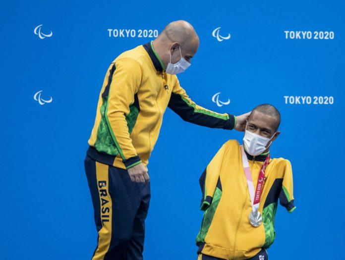 Atleta de Santa Luzia conquista a primeira medalha para o Brasil nas Paralimpíadas
