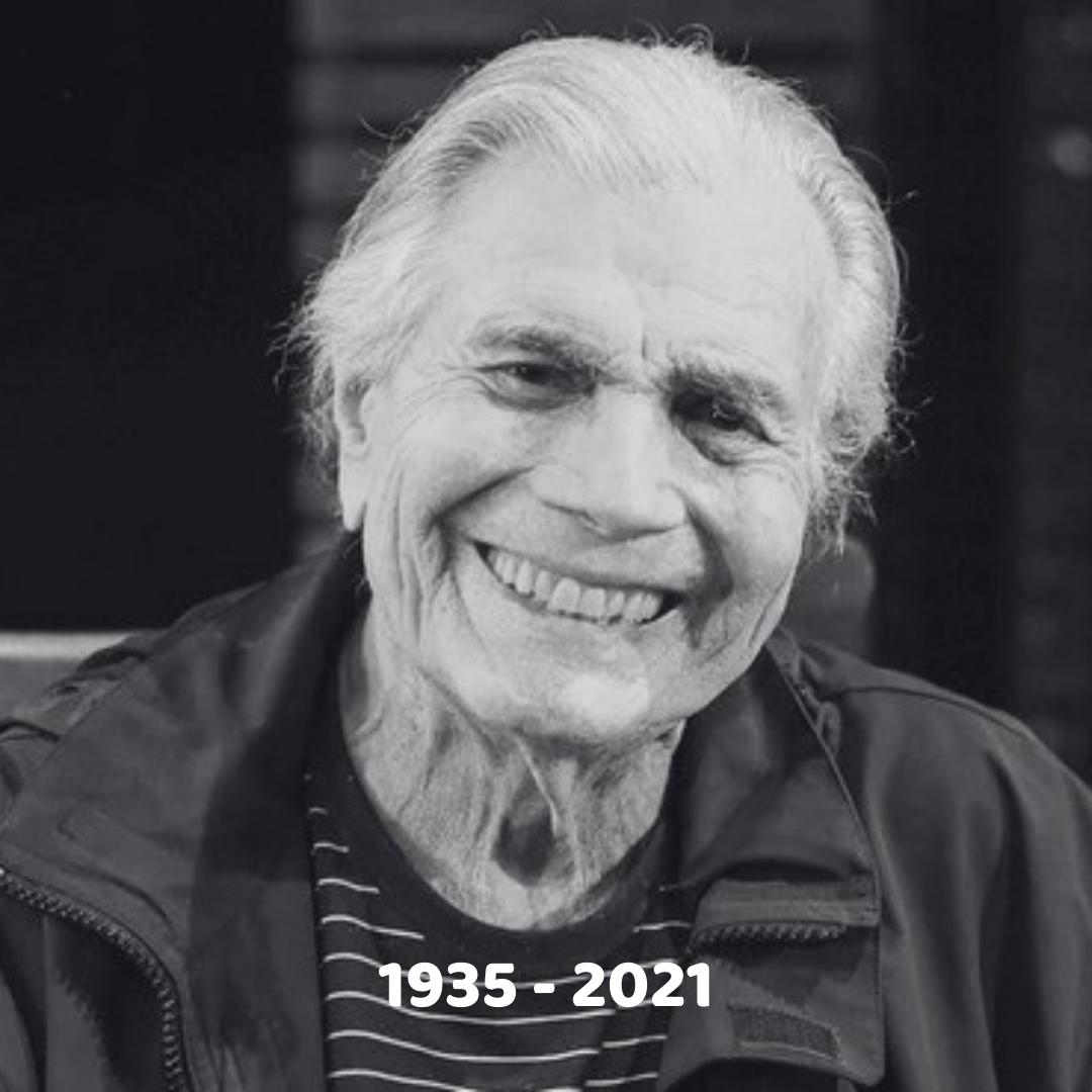 Morre Tarcísio Meira, um dos ícones da televisão brasileira