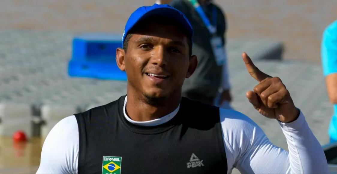 Lagoa Santa e o Brasil com Isaquias Queiroz hoje (01/08) nos Jogos Olímpicos 2020