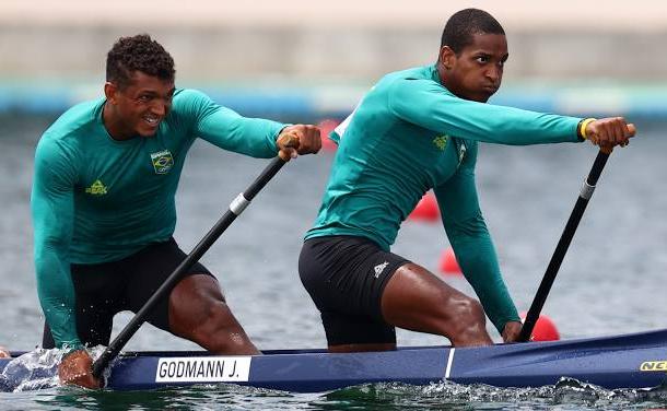 Traz o ouro: Isaquias e Jacky Godmann são classificados para semifinal em Tokyo