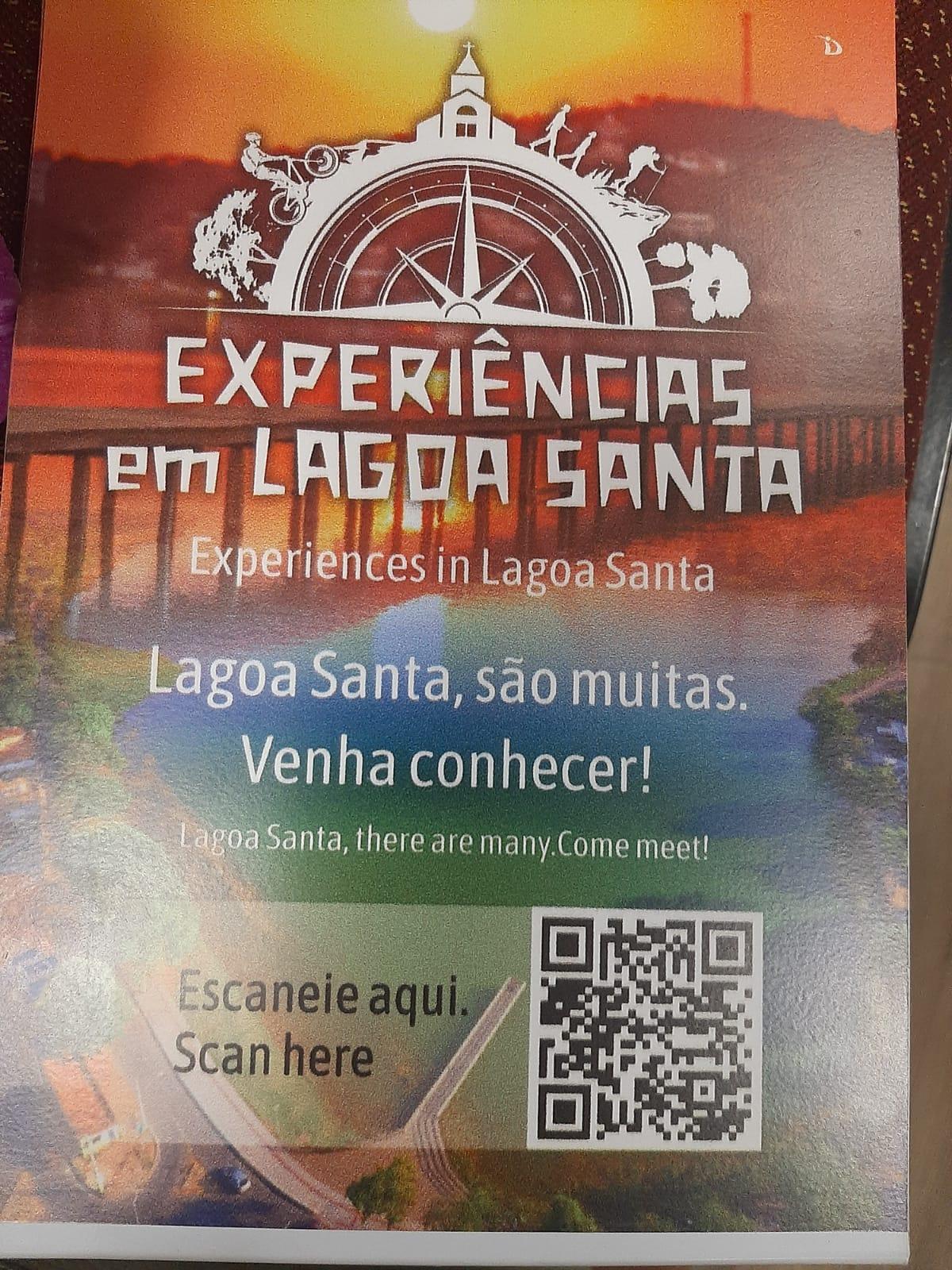 """Site """"Experiências em Lagoa Santa"""" é lançado e traz informações completas sobre o  turismo da cidade"""