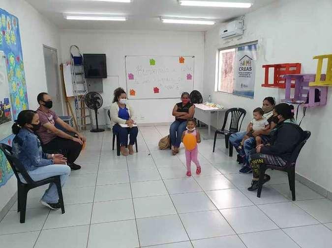 Matozinhos recebe novos imigrantes venezuelanos