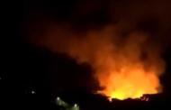 Incêndio no Morro do Cruzeiro não deixa feridos, mas causa transtornos em Lagoa Santa