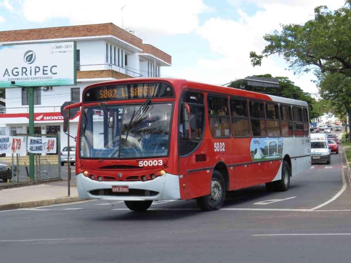 Preço dos ônibus intermunicipais sofrerão reajuste de até 5,82% a partir do dia 17/8