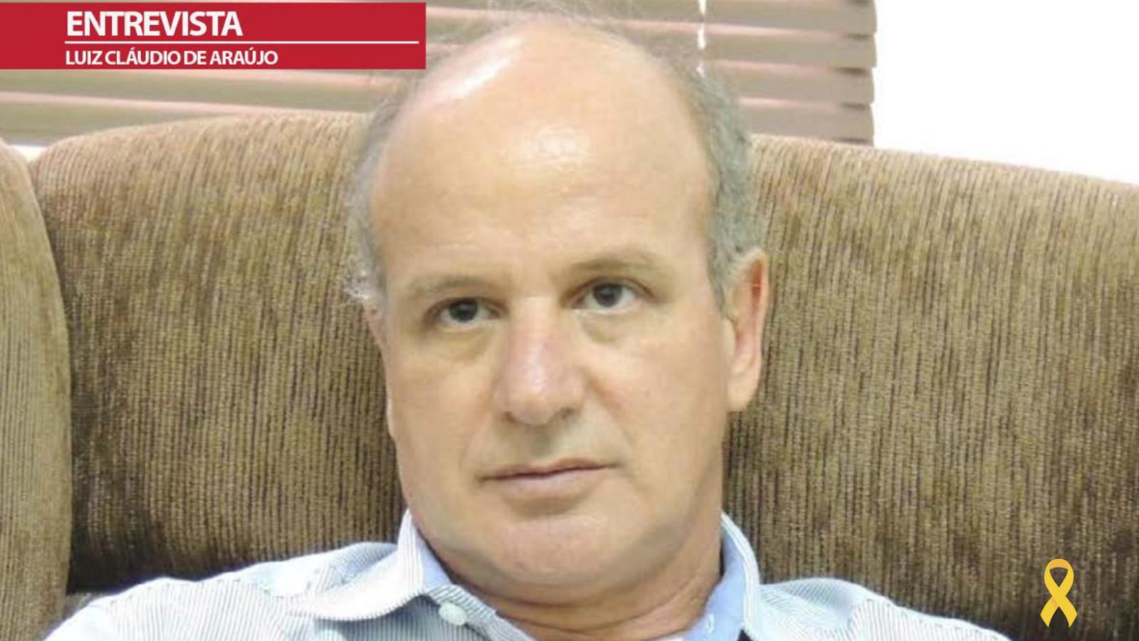 Os perigos da mente: relembre a entrevista com o psicólogo Luiz Cláudio de Araújo