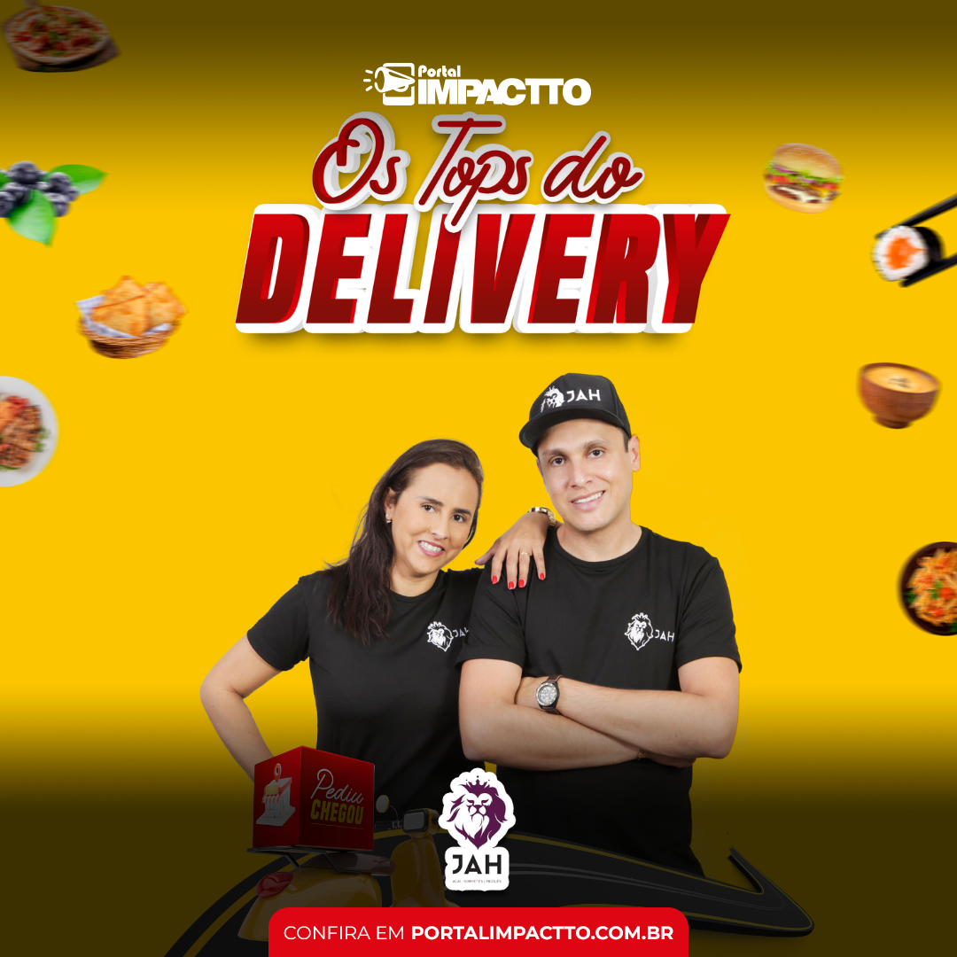 Os Tops do Delivery: Jah Açaís   Sorvetes   Picolés