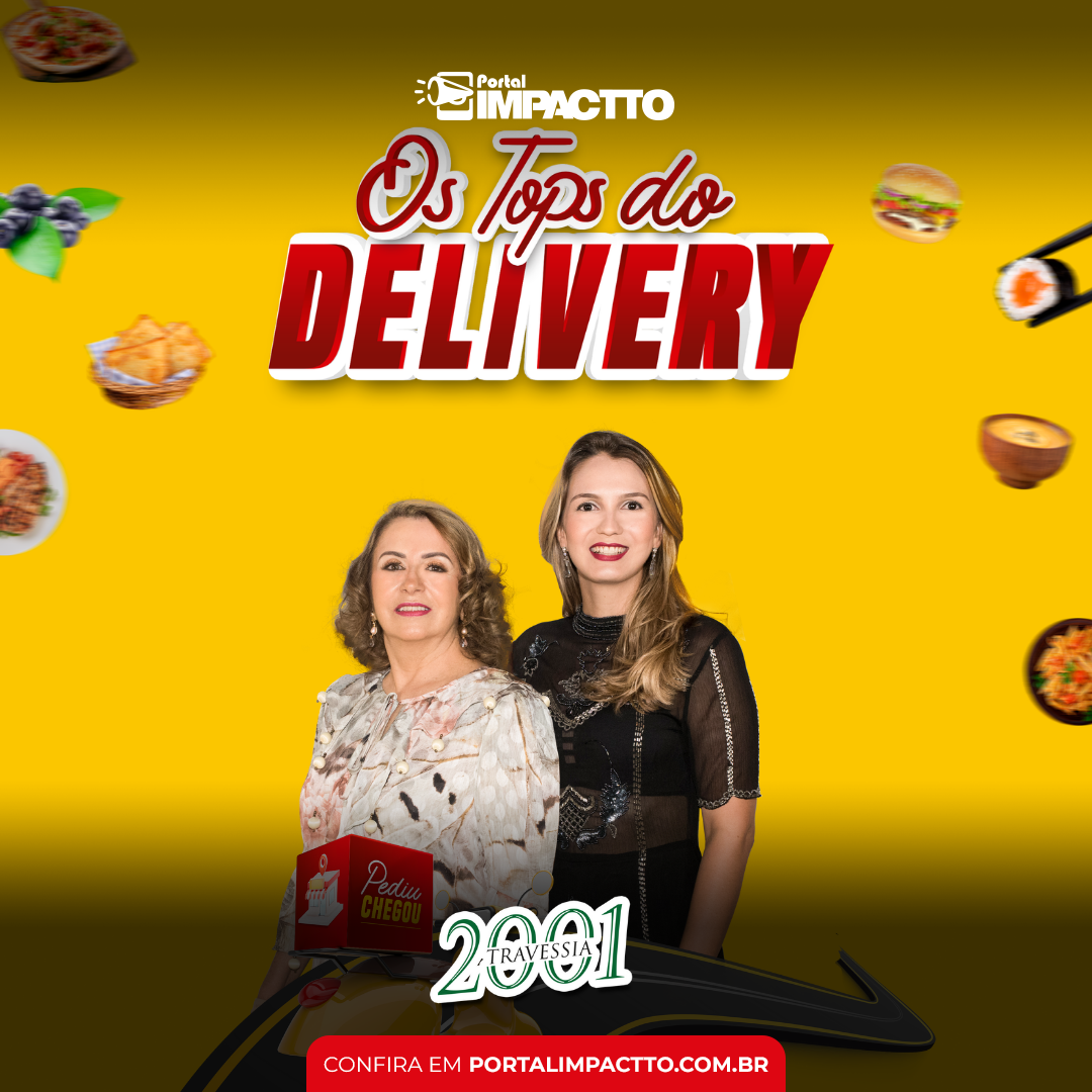 Os Tops do Delivery: Travessia 2001
