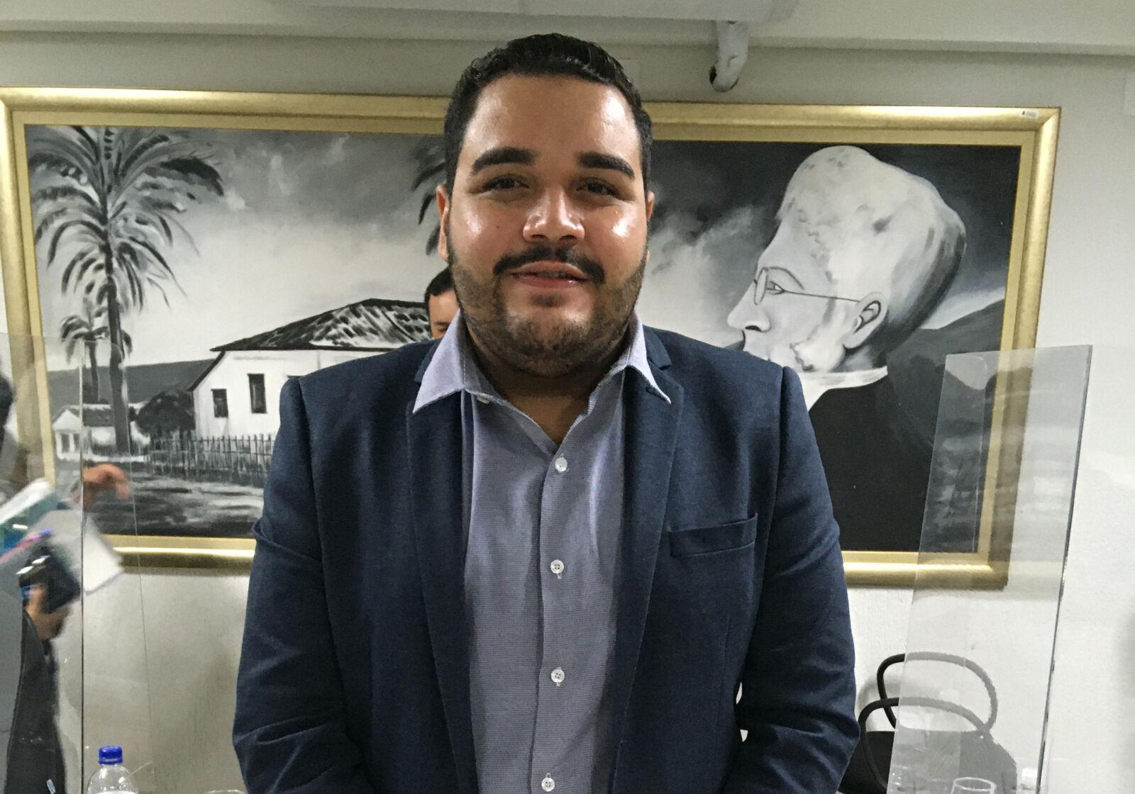Bruno Braga é eleito presidente da Câmara de Lagoa Santa