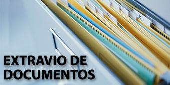 DECLARAÇÃO DE EXTRAVIO DE ALVARÁ