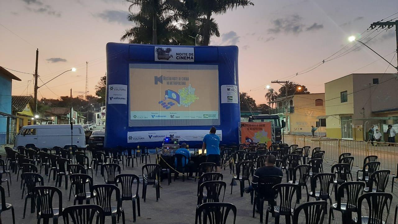 Jaboticatubas recebe Mostra Noite de Cinema com sessões gratuitas