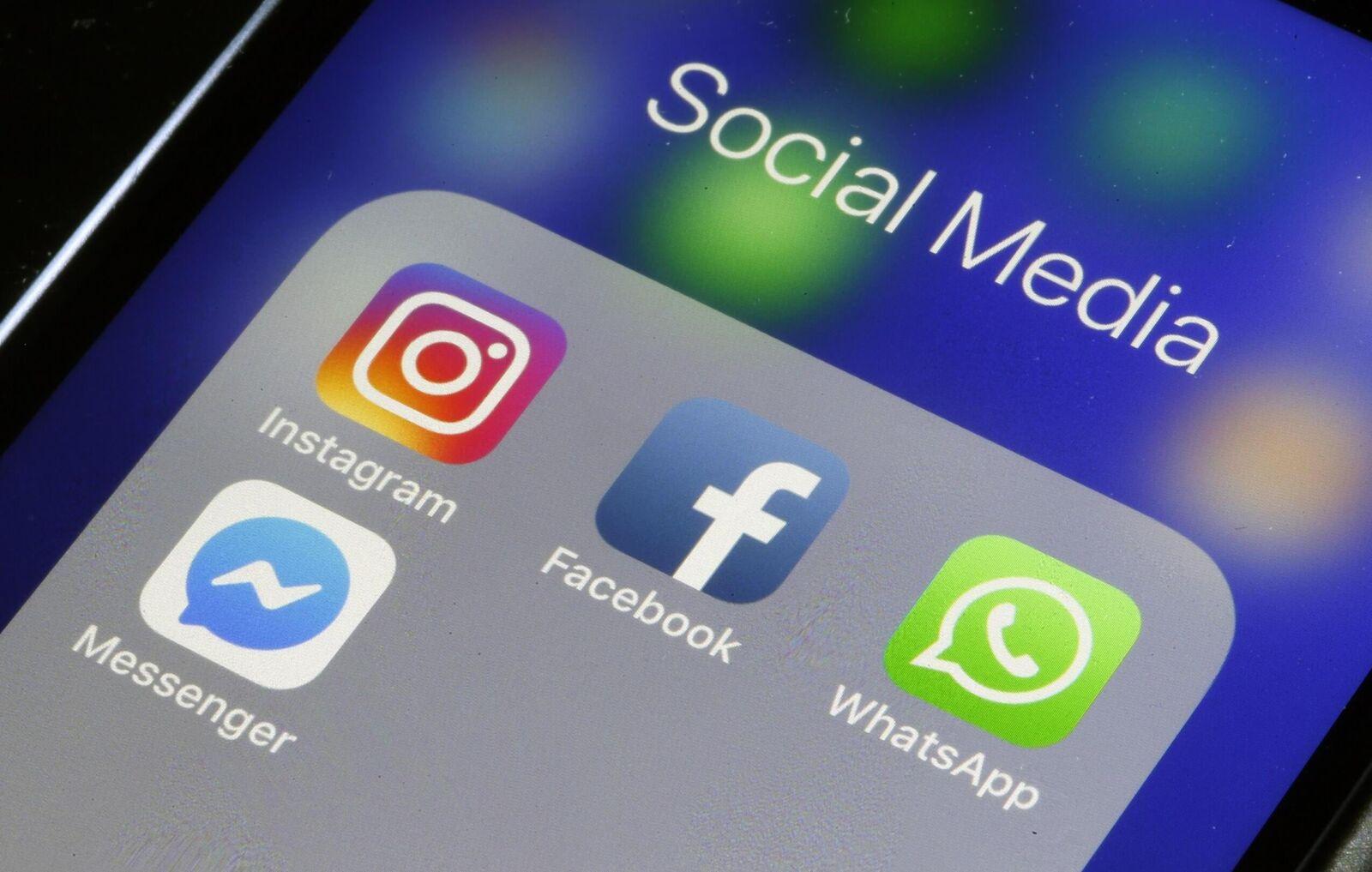 Vixe! Redes Sociais ficam fora do ar em diversos países